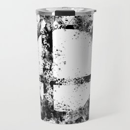 Super Smash Bros Ink Splatter Travel Mug