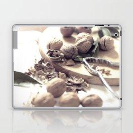 Food porn, still life, kitchen wall art, living room, home decor, nuts Laptop & iPad Skin