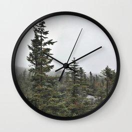 Appalachian Wall Clock