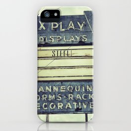 Retail Doctor iPhone Case