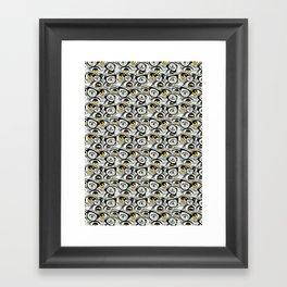E. 04 Framed Art Print