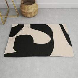 Abstract Painting Part 2 Rug