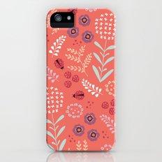 Little Ladybugs iPhone (5, 5s) Slim Case