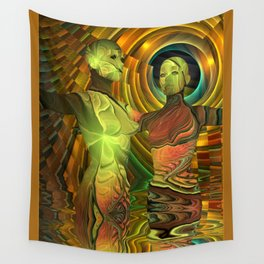 framed pictures -31- Wall Tapestry