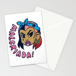 Malcriada Stationery Cards