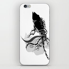 Lacy Fish iPhone Skin