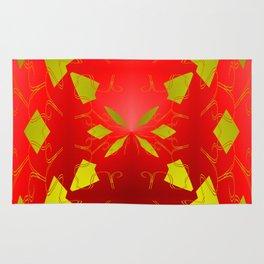 N - pattern otherwise Rug