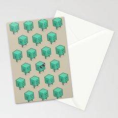Emoticube Stationery Cards