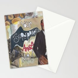 Superpower Stationery Cards