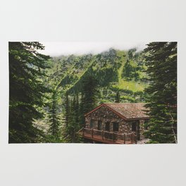 Mountain Chalet Rug