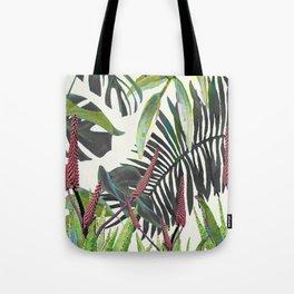 Watercolor Plants II Tote Bag