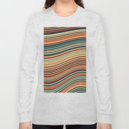 Calm Summer Sea Long Sleeve T-shirt