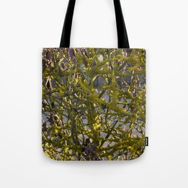 Moss in the Spring Tote Bag