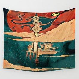 Peepers Kingdom Wall Tapestry