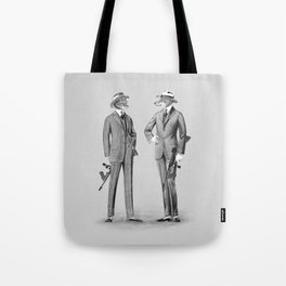 Mafia Animals Tote Bag