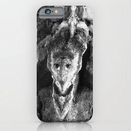Watercolor Anthropomorphism 11, Stylish-alien iPhone Case