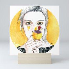 Alba Mini Art Print