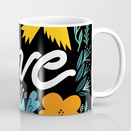 Love bird garden Coffee Mug