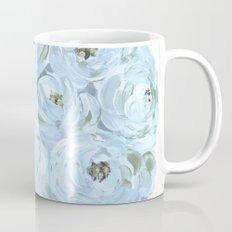 Boho still life flowers in vase Mug