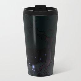 Violet Forest Travel Mug