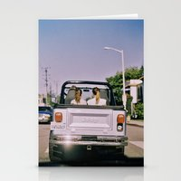 jeep Stationery Cards featuring Jeep by Warren Silveira + Stay Rustic