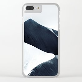Dunes Clear iPhone Case