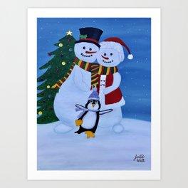 There's Snow Buddy Like You Art Print