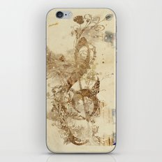 the golden key iPhone & iPod Skin