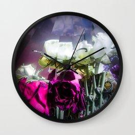 Broken Dreams Wall Clock