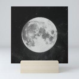 The Moon Mini Art Print