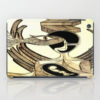 mother iPad Cases featuring Mother by Nima
