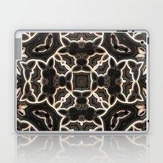 Four-sided Grey Pattern Laptop & iPad Skin