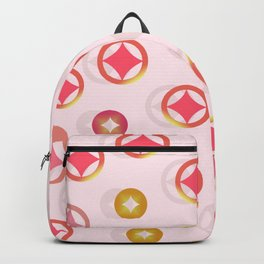 Lucky coins HKc Backpack