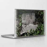 concrete Laptop & iPad Skins featuring concrete by Ruud van Koningsbrugge