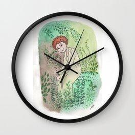 Nicolae Gregorescu! Wall Clock