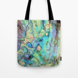 Paua - New Zealand Tote Bag