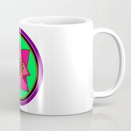 Fiery flower Coffee Mug