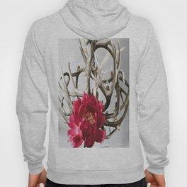 Antler Flower Hoody