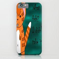 What fish ? iPhone 6s Slim Case