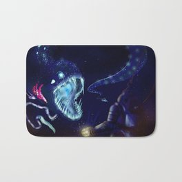 ABYSSAL FISH Bath Mat
