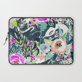 SNAKE IN THE GARDEN Laptop Sleeve