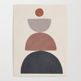 Balancing Elements III Poster