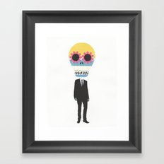 Mexican Party 1 Framed Art Print