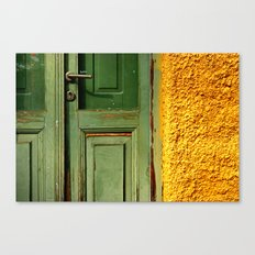Colorful detail Canvas Print