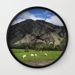 Foel Lûs Wall Clock