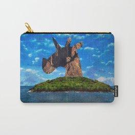 Island Head Unicorn Carry-All Pouch