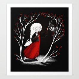 Vasilisa Art Print