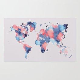 map world map 58 Rug