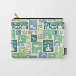 Yoga Lifestyle Carry-All Pouch