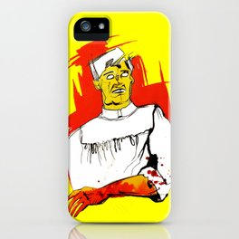 Dr Thackery iPhone Case